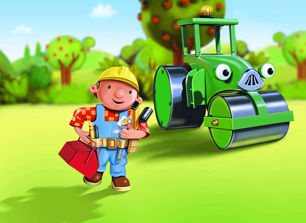 Bob the Builder illustration